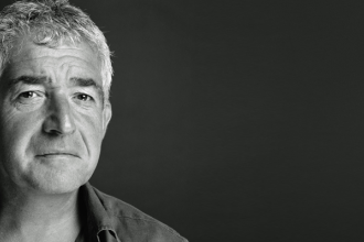 Tony Juniper speaks at an event