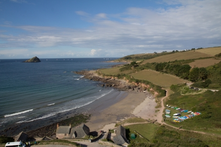 Wembury bay