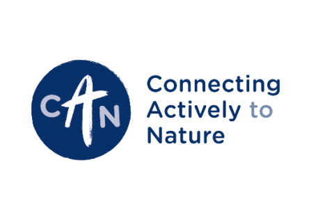 Connecting Actively to Nature logo
