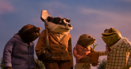 Wind in the Willows characters